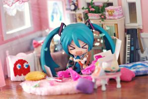 Happy 8th Birthday Hatsune Miku by vince454