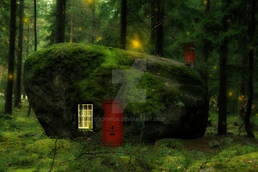 Rockhome by Adomox