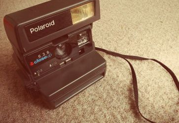 Polaroid600 by Virginijaa