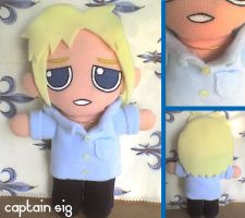 Deadliest Catch Cap Sig Plush by VioletLunchell