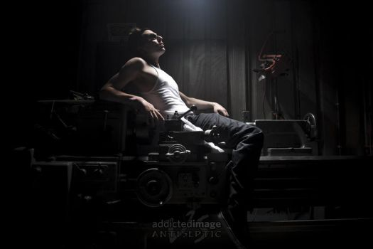 .machinist. by addictedImage
