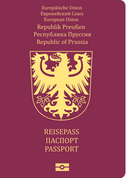 Prussian Passport by kyuzoaoi