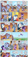 Comic - Twilight's First Day #11 by muffinshire