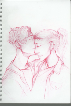 Liam and Piter by Shippain