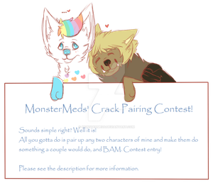 Contest! Thanks everyone for entering! by MonsterMeds