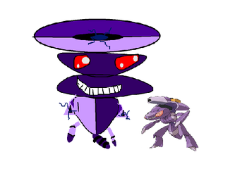If team plasma had more time with Genesect.. by YvernPredator