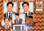 [PNG PACK #752] Chen - EXO (LOVE PLANET) by fairyixing
