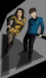 i'd be an awesome kirk by nonvisiblebob