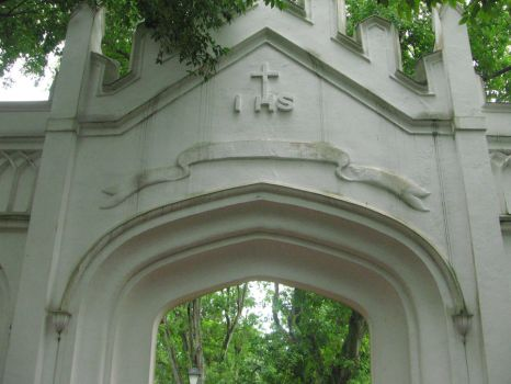 Fort Canning Park Cemetery by SolitaryNerd