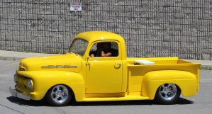 Ford Pickup by boogster11