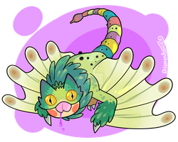 Pukei Pukei by DilEmmaArt