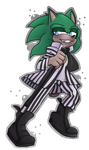 Beetlejuice Scourge by SJ-The-Hedgie