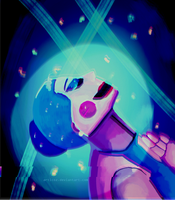 Dancing robot-FNAF:Sister Location by Articoz