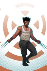 WOLVERINE WEDNESDAY - 24 by reau