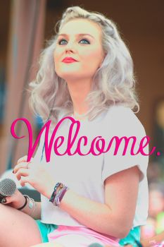 Welcome by youaremyinspiration