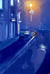 Little streets and big stories by PascalCampion