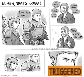 _Euron,What'sGood?_ by RobicTheEscapist