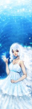 The Snow Catcher by bw-inc