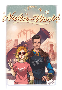 Fallout: Nuka World by Re-DEE-Mer