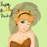 Happy Birthday From Squirrel Girl! by GalaxyCalotype
