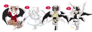Mixed Adopts Batch 5 [closed] by yhviia-adopts