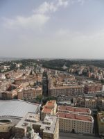On the top of Rome by ZanaGB