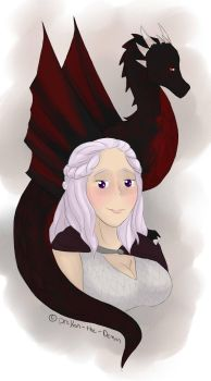 Mother of Dragons by Drakon-the-Demon