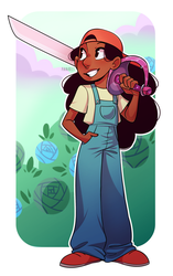 FF: Connie by pianobelt0