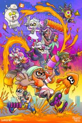 Let's Splat It Up 2 by TheBourgyman
