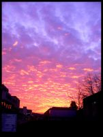 The sky and the dawn...--Han2 by HanHan