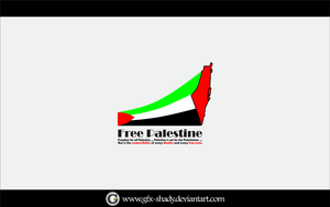 Free Palestine by gfx-shady