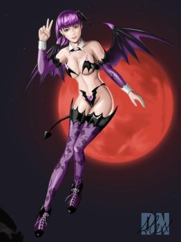 Ayane Costume by siberzer0