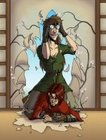 SDL Couples: I Can Has Glasses by manic-pixie
