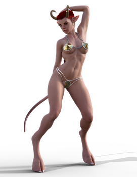 Faona Skin Test by andfinnel