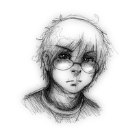 James Potter: first year by Avender