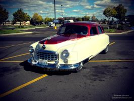 Old 1950-52 Nash Rambler by element321