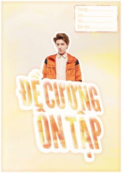 Cover DC for 2014-2015 #6 (Kris- Wu Yi Fan) by jangkarin