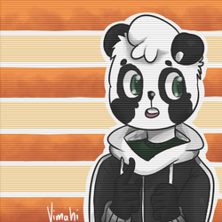 Look it's kinda a profile picture by Vimahi
