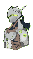 Genji by Spek-k