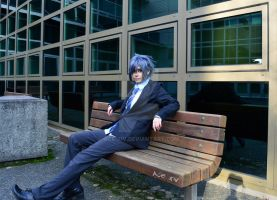 Noctis - Why Are You Here? by ACE-XIV
