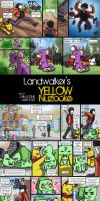 Yellow Nuzlocke - part 5 by land-walker