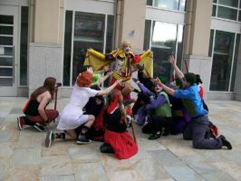 Cult of Kefka by Lady-Tigress