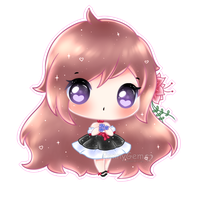 Mini Chibi Eva by PennyGEM