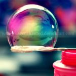 Dream bubble by EliseEnchanted