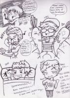 One Direction: The boys by Shehaya-chan