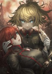Youjo Senki (Tanya and Viktoriya) by DigitalOme