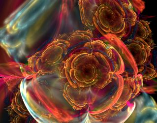 Flowers of glass by tina1138