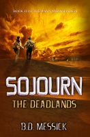 Sojourn: The Deadlands - Book Cover by SBibb