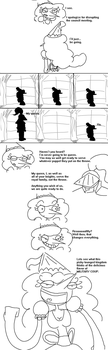 Politics in the candy kingdom page 3 by DrZootsuit
