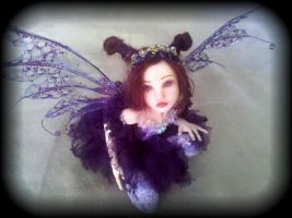 Plum the Fae by LindaJaneThomas